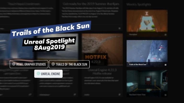 Unreal Engine Spotlight